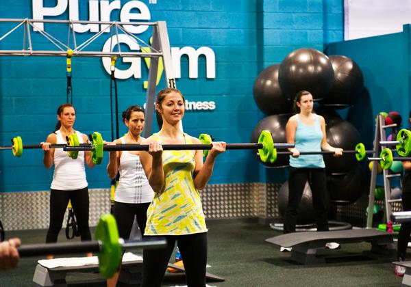 Budget operators like Pure Gym are harnessing technology to break new ground