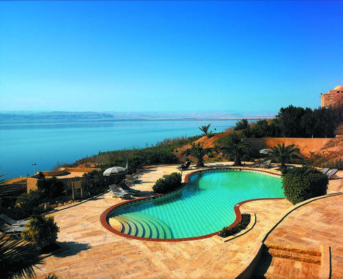 Mövenpick's Jordanian Dead Sea spa to receive extensive upgrades