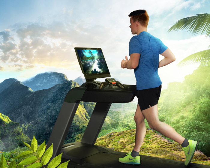 Pulse Fitness has unveiled a new virtual reality programme designed to change the way people exercise