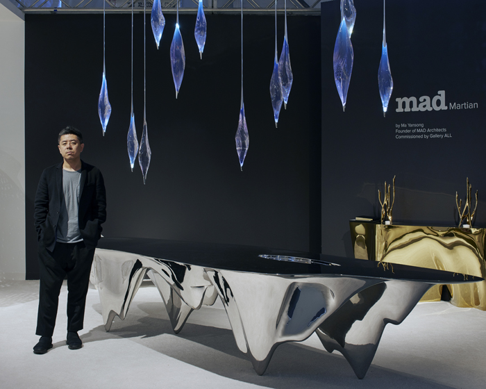 Ma Yansong debuts out of this world furniture collection