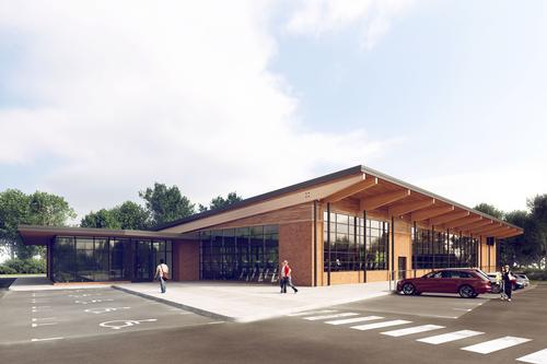 £9m transformation of Parklands Leisure Centre and Wigston Pool underway