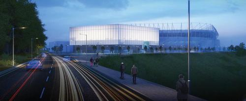 The 'Beacon of Light' will be a space for sports, education and enlightenment / FaulknerBrowns
