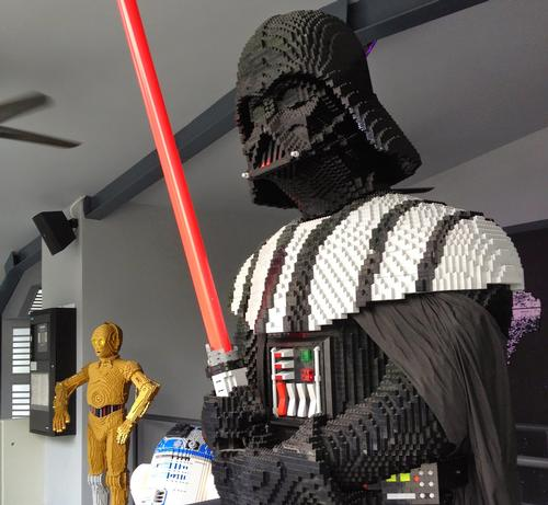Legoland Malaysia unveils RM6m Star Wars attraction