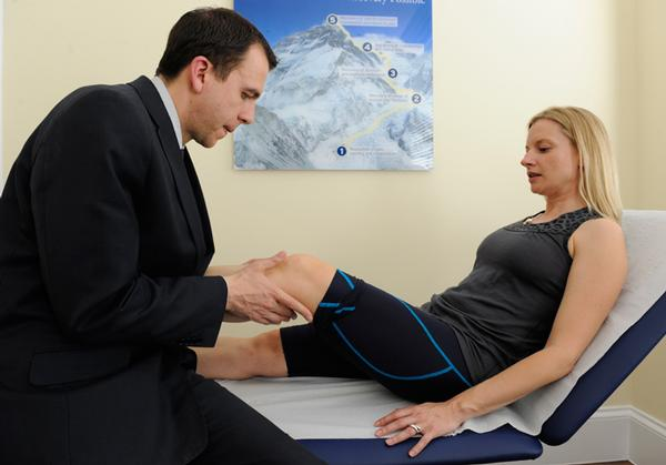 Isokinetic is an expert in ACL injuries