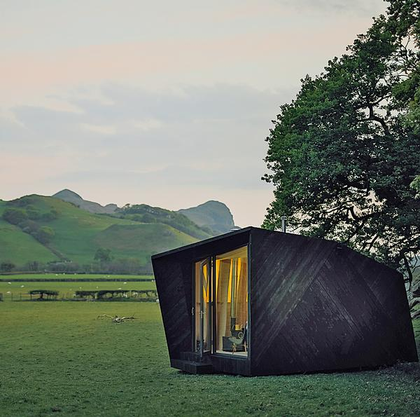 Tourism: The design-led glamping pods making the most of their stunning Welsh locations