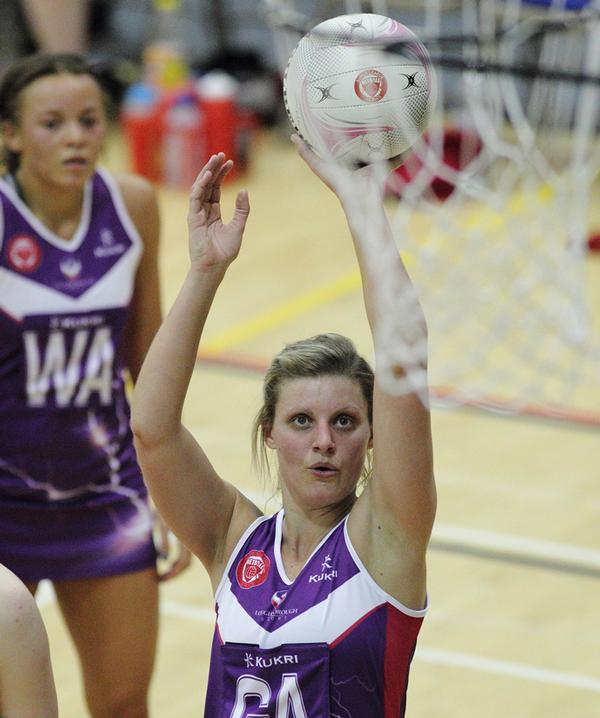 Loughborough has dedicated centres for a range of sports – including netball