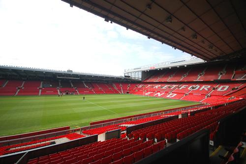 With a capacity of 75,765, Old Trafford is the second-largest football stadium in the UK after Wembley in London