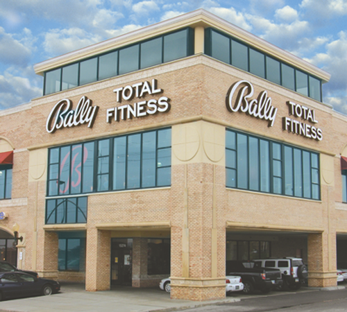 Bally Total Fitness down to five sites in US