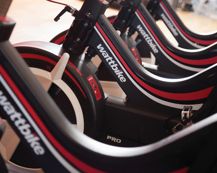 Wattbike and Hilton partner to offer guests unparalleled indoor cycling experience