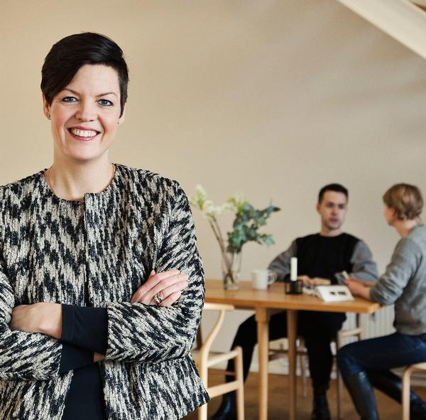 Helle Søholt founded Gehl Architects with Jan Gehl in 2000