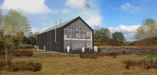 Scottish hotel to undergo £7m hotel and spa barn transformation