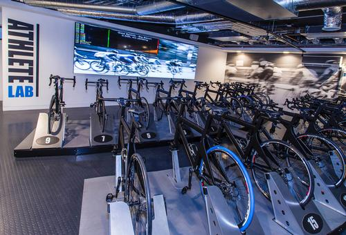 London's Athlete Lab is among the many high-profile boutique fitness studio launches seen so far in 2014