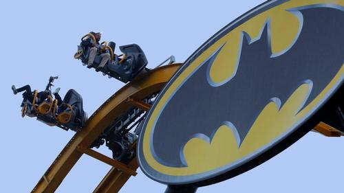 Batman: The Ride is world's first 4D free-fly coaster