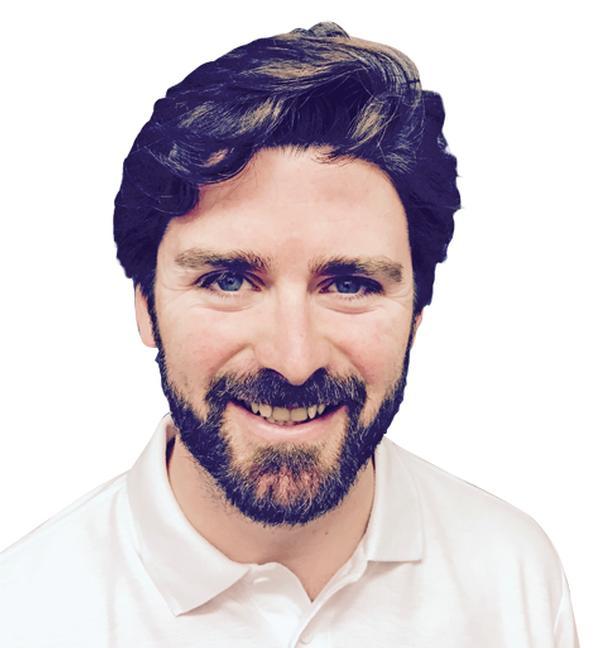 Kieran Sloyan, managing director at Swimtag