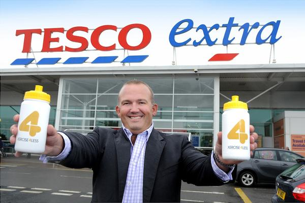 Xercise4Less will open clubs in Tesco stores