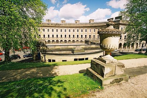 UK's Buxton Crescent and Thermal Spa turns up the heat