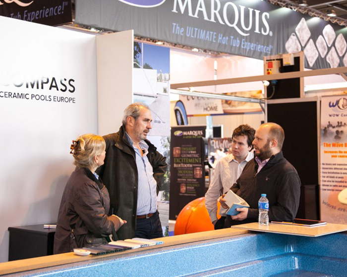 Biggest ever UK Pool & Spa Expo a not-to-be-missed event for wet leisure industry