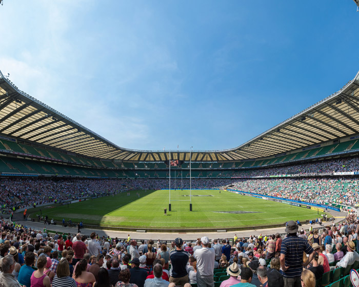 Addvance IT solution proves a hit at Twickenham
