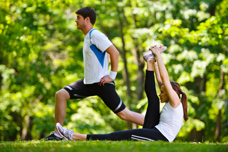 Local authorities will now be responsible for all areas of public health, including increasing physical activity and tackling obesity levels / Photo: shutterstock.com/dot shock
