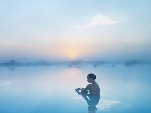 The Blue Lagoon is one of the 25 Wonders of the World / Blue Lagoon