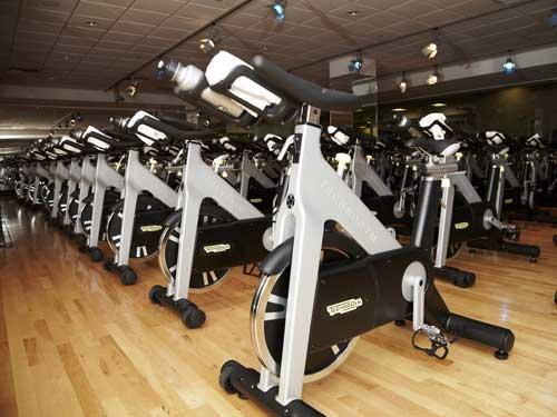 Reebok Club unveils new group cycle studio
