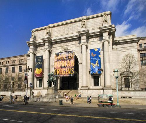 American Museum of Natural History planning US$325m expansion