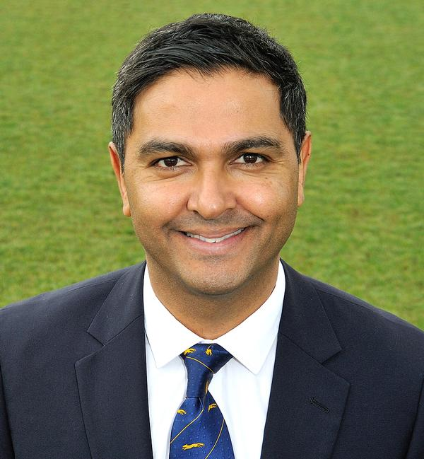 Khan is strengthening Leicestershire's financial position
