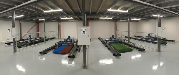 Sports Labs' new laboratory houses specialised and efficient testing equipment
