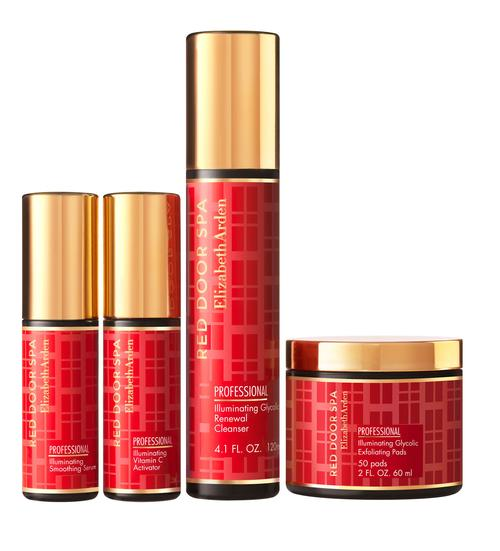 Red Door Spa unveils new Red Door Spa Professional skincare collection