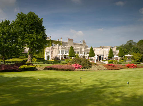 The club includes golf, tennis, fitness and spa facilities
