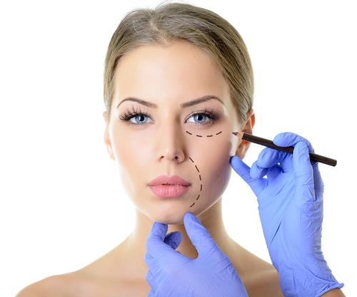 Cosmetic surgery 'popularity declines'