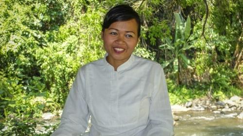 Former Buddhist monk becomes wellness mentor at Four Seasons Resort Bali at Sayan