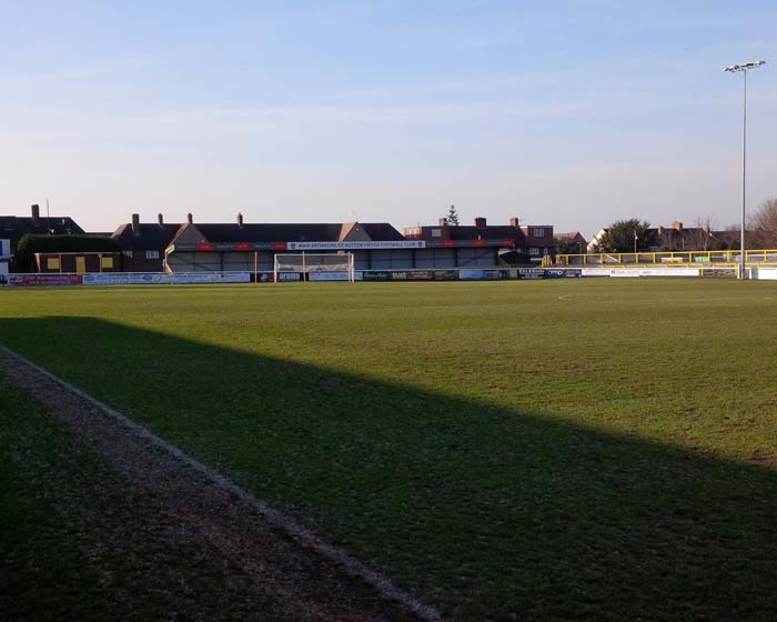 Sutton United installs FieldTurf artificial pitch