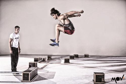 Will parkour make the jump into gyms through new fitness classes?