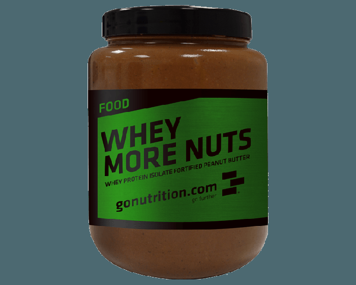 Protein-packed peanut butter launched by GoNutrition
