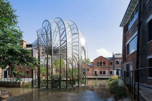 Bottoms up: Heatherwick's Bombay Sapphire Distillery ready to go