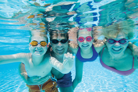 DC Leisure offers award-winning swim programmes