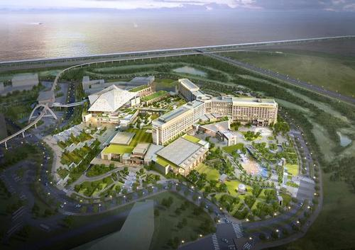 South Korea's US$1.7bn resort and casino set for launch in 2017