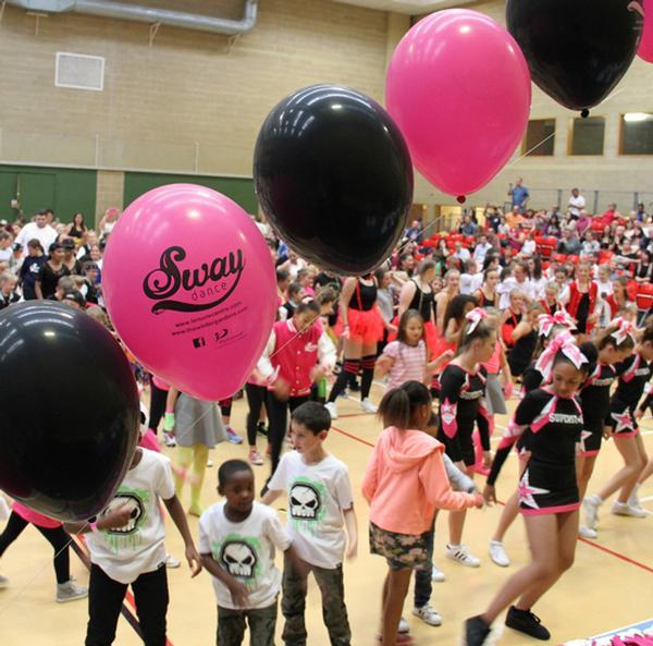 Pupils enjoy Sway Dance at Sway School Clubs