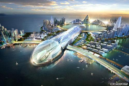 South Korea's US$275bn 'super city' to include theme parks, luxury hotels, a healing town and more