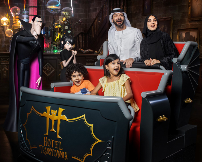7thSenses Media Servers drive 16 attractions throughout the Motiongate and Bollywood parks