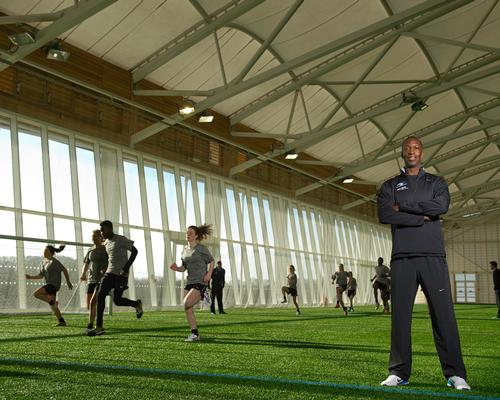 Perform at St. George's Park recently partnered with former Olympic champion Michael Johnson