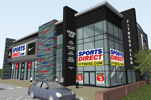 Sports Direct targets £5m gym and retail complex in former nightclub