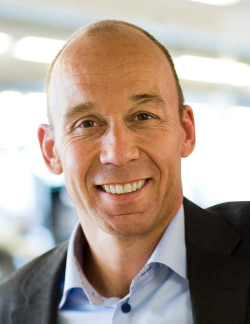 Health & Fitness Nordic Company CEO Olav Thorstad is eager to grow the company's various brands
