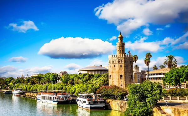 Explore Seville's historic sites