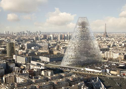Herzog & de Meuron's Paris skyscraper rejected