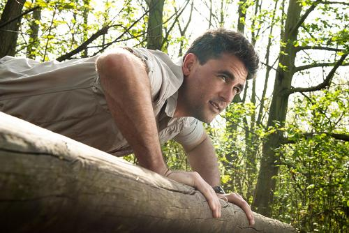 Action man Levison Wood hopes to bring fresh ideas to fitness programming