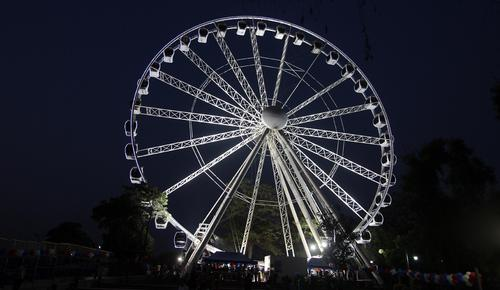 Delhi Eye finally debuts three years after completion