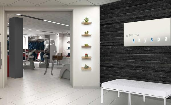 Delta Airlines: Employee-exclusive spas at US airports boost its corporate wellness scheme