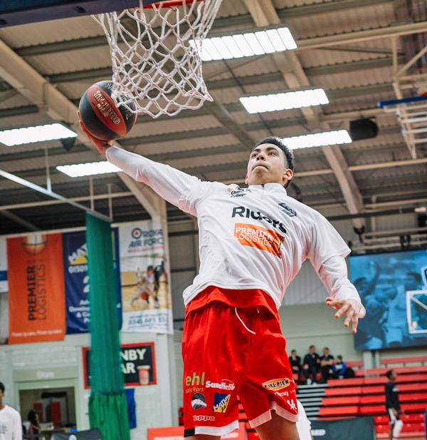 Basketball England is keen to promote basketball as accessible to all